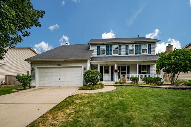 1313 Cortland Drive, Naperville, IL 60565 (MLS #10788805) :: John Lyons Real Estate