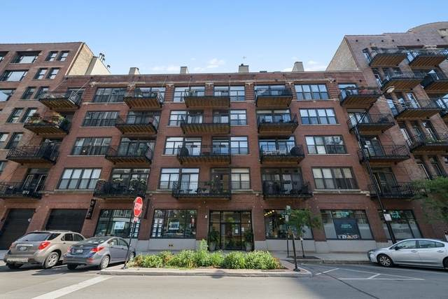 375 W Erie Street #513, Chicago, IL 60654 (MLS #10789129) :: Property Consultants Realty