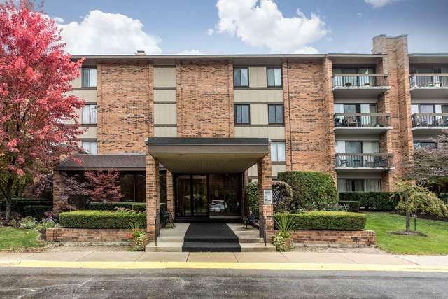 201 Lake Hinsdale Drive #306, Willowbrook, IL 60527 (MLS #10789134) :: John Lyons Real Estate
