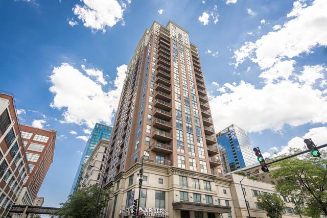 1101 S State Street #2004, Chicago, IL 60605 (MLS #10789275) :: Angela Walker Homes Real Estate Group