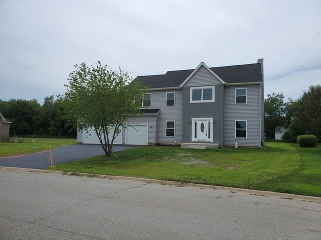 816 Whitetail Drive, Marengo, IL 60152 (MLS #10789314) :: Littlefield Group