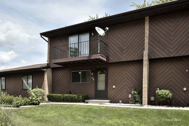 75 Mariner Lane #75, Fox Lake, IL 60020 (MLS #10789598) :: John Lyons Real Estate