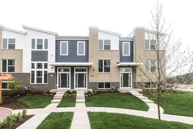 3S618 Everton Lot #4.05 Drive, Warrenville, IL 60555 (MLS #10789648) :: Littlefield Group