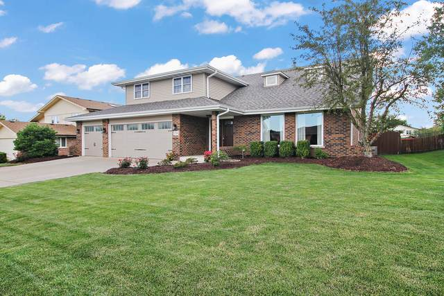 17188 Winding Creek Drive, Orland Park, IL 60467 (MLS #10789804) :: John Lyons Real Estate