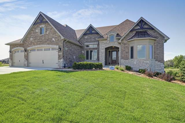 13706 W Stonebridge Woods Crossing Drive W, Homer Glen, IL 60491 (MLS #10789962) :: Lewke Partners