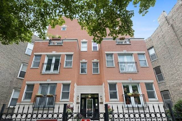 3122 N Seminary Avenue 2S, Chicago, IL 60657 (MLS #10790016) :: Property Consultants Realty