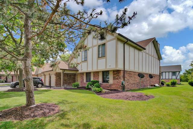 9141 Fairmont Court #61, Orland Park, IL 60462 (MLS #10790101) :: John Lyons Real Estate