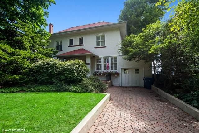 721 Sheridan Road, Evanston, IL 60202 (MLS #10790252) :: John Lyons Real Estate