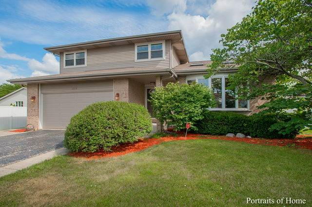 2114 W Cimarron Way, Addison, IL 60101 (MLS #10790292) :: John Lyons Real Estate
