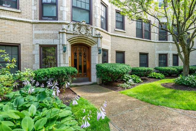 822 Judson Avenue #5, Evanston, IL 60202 (MLS #10790523) :: The Wexler Group at Keller Williams Preferred Realty