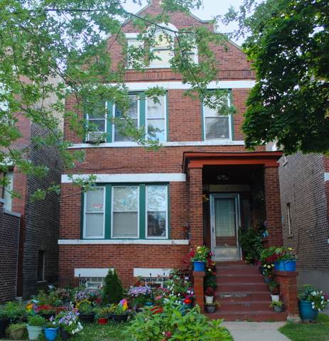 4218 S Albany Avenue, Chicago, IL 60632 (MLS #10790617) :: Angela Walker Homes Real Estate Group