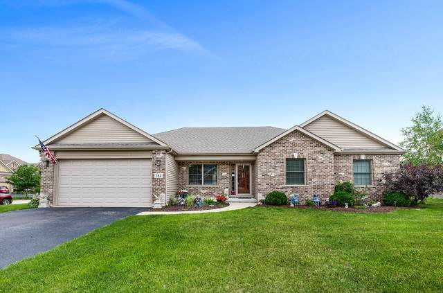 762 Omaha Drive, Yorkville, IL 60560 (MLS #10790736) :: The Spaniak Team