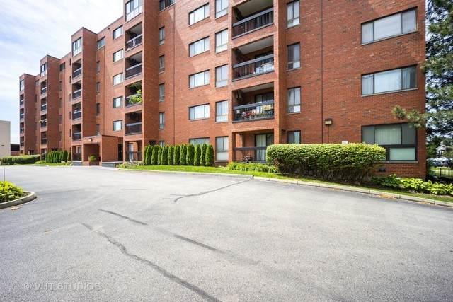 3700 Capri Court #510, Glenview, IL 60025 (MLS #10790835) :: John Lyons Real Estate