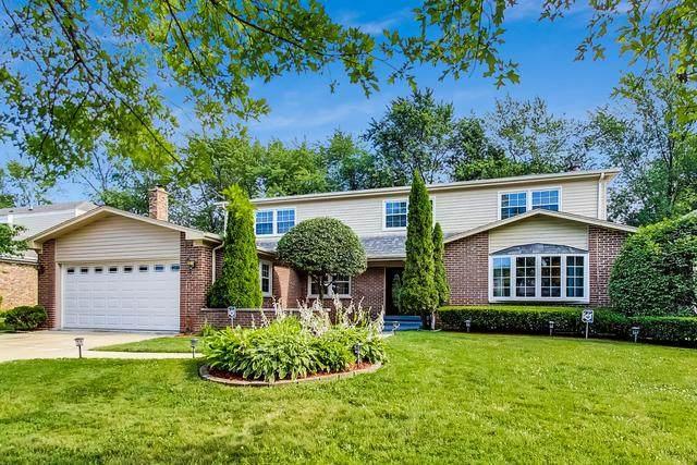 3835 Medford Circle, Northbrook, IL 60062 (MLS #10790934) :: Janet Jurich