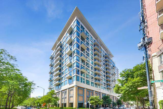 125 E 13th Street #1013, Chicago, IL 60605 (MLS #10791025) :: Angela Walker Homes Real Estate Group