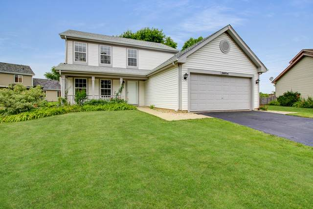 20854 W Ardmore Circle, Plainfield, IL 60544 (MLS #10791074) :: Angela Walker Homes Real Estate Group