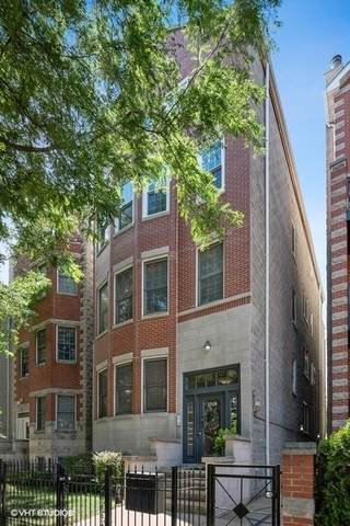 3318 N Damen Avenue #3, Chicago, IL 60618 (MLS #10791083) :: Touchstone Group