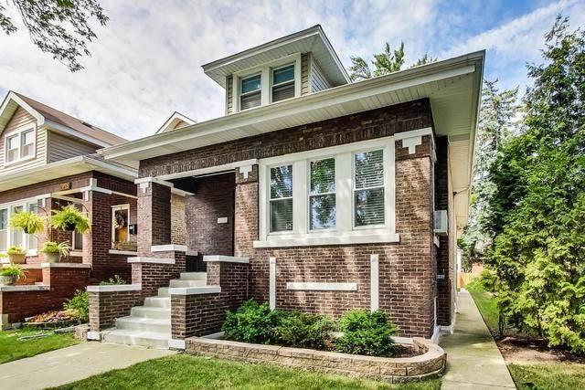 4050 N Mason Avenue, Chicago, IL 60634 (MLS #10791104) :: John Lyons Real Estate