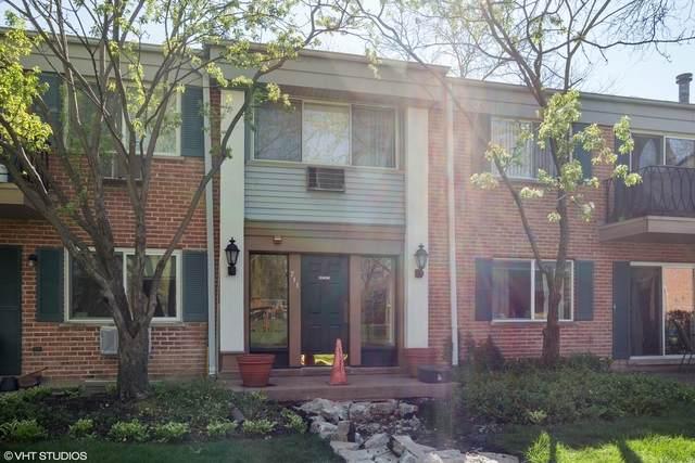 711 E Falcon Drive E102, Arlington Heights, IL 60005 (MLS #10791112) :: The Wexler Group at Keller Williams Preferred Realty