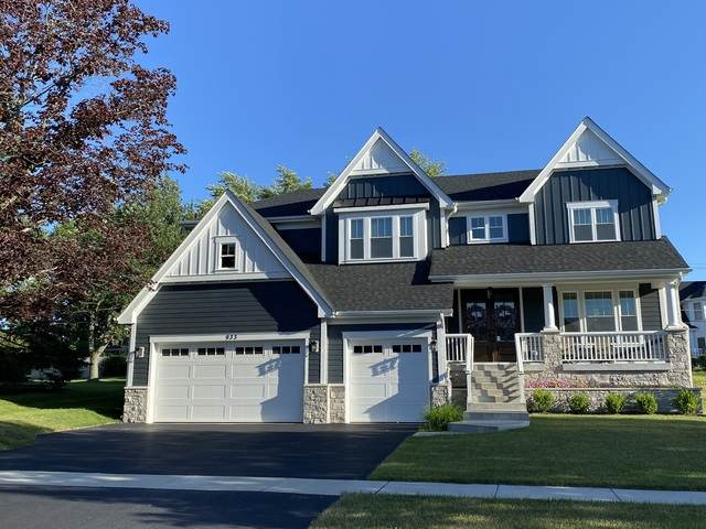 933 W Ellis Street, Palatine, IL 60067 (MLS #10791268) :: Suburban Life Realty