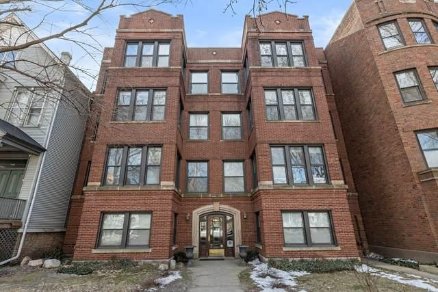 1445 W Warner Avenue Ge, Chicago, IL 60613 (MLS #10791295) :: Angela Walker Homes Real Estate Group