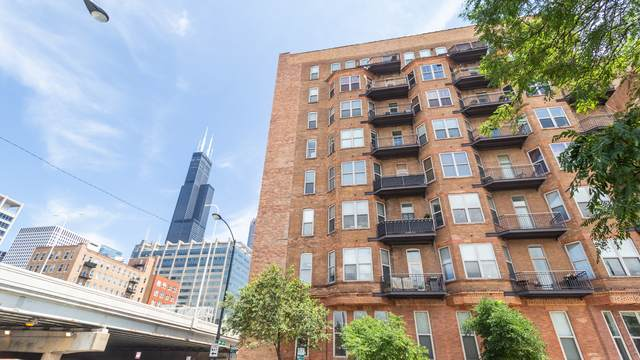 500 S Clinton Street #533, Chicago, IL 60607 (MLS #10791357) :: Property Consultants Realty