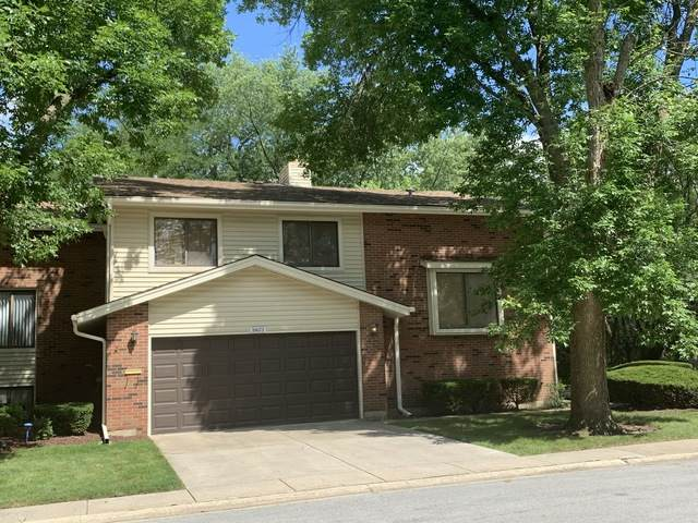 18673 Golfview Drive #18673, Hazel Crest, IL 60429 (MLS #10791362) :: John Lyons Real Estate
