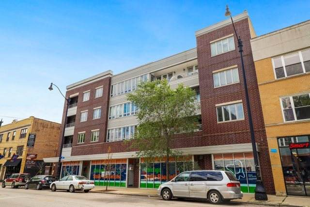 3021 W Armitage Avenue #201, Chicago, IL 60647 (MLS #10791485) :: Property Consultants Realty