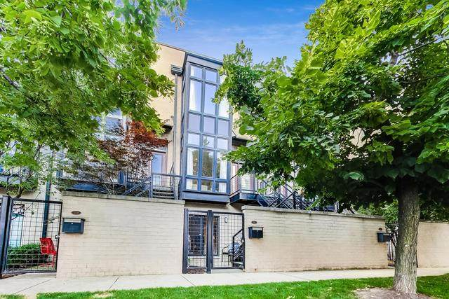 1721 W Diversey Parkway, Chicago, IL 60614 (MLS #10791502) :: Touchstone Group
