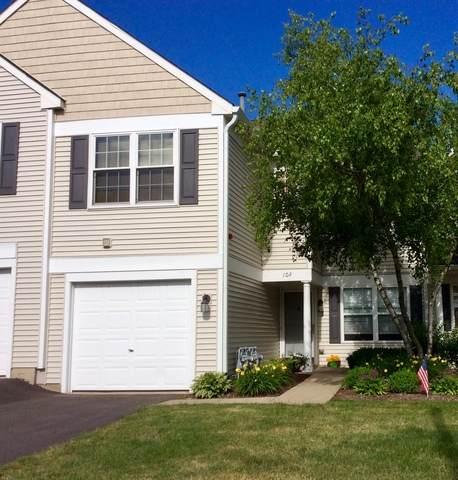 2611 Cedar Glade Drive #102, Naperville, IL 60564 (MLS #10791563) :: Angela Walker Homes Real Estate Group