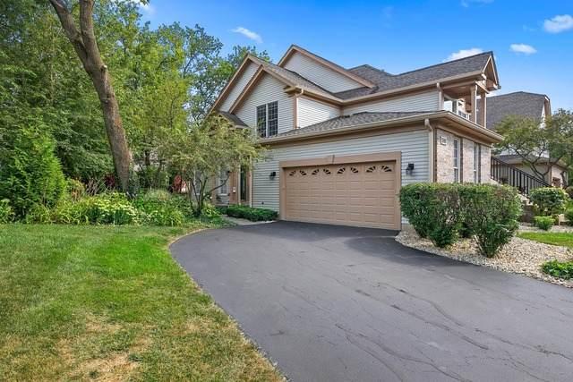 598 Harlowe Lane #0, Naperville, IL 60565 (MLS #10791607) :: John Lyons Real Estate