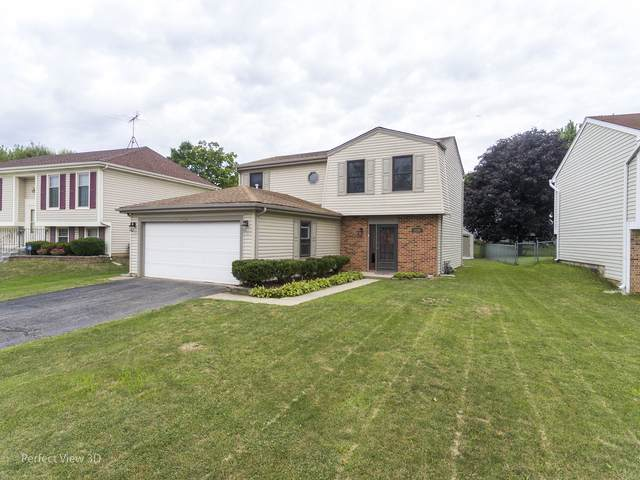 1130 Singleton Drive, Roselle, IL 60172 (MLS #10791741) :: John Lyons Real Estate