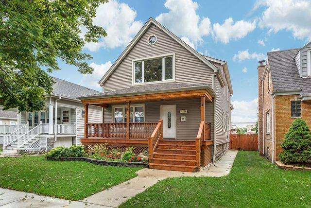 3058 N Sayre Avenue, Chicago, IL 60634 (MLS #10791793) :: John Lyons Real Estate