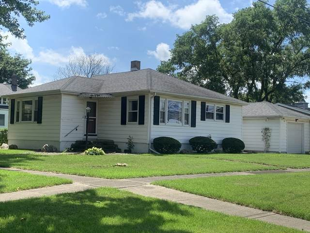 201 S Oak Street, Buckley, IL 60918 (MLS #10791854) :: Littlefield Group