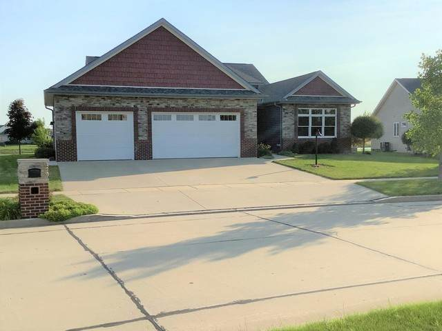 1204 Fellowship Lane, Savoy, IL 61874 (MLS #10791887) :: Ryan Dallas Real Estate