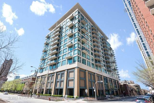 125 E 13th Street #505, Chicago, IL 60605 (MLS #10792064) :: Angela Walker Homes Real Estate Group