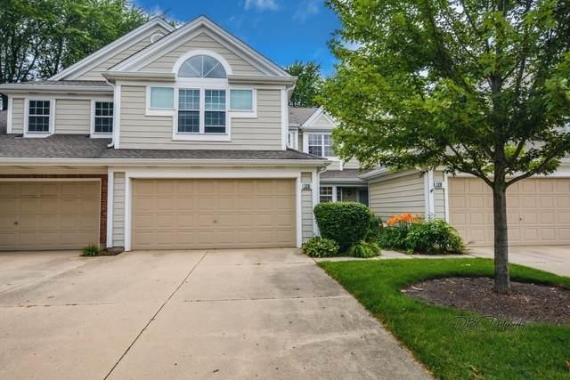 126 Woodstone Drive, Buffalo Grove, IL 60089 (MLS #10792322) :: John Lyons Real Estate
