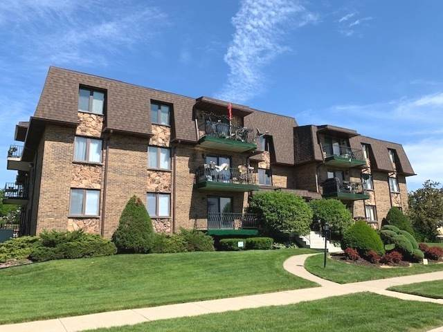 10445 Mansfield Avenue 3A, Oak Lawn, IL 60453 (MLS #10792441) :: John Lyons Real Estate