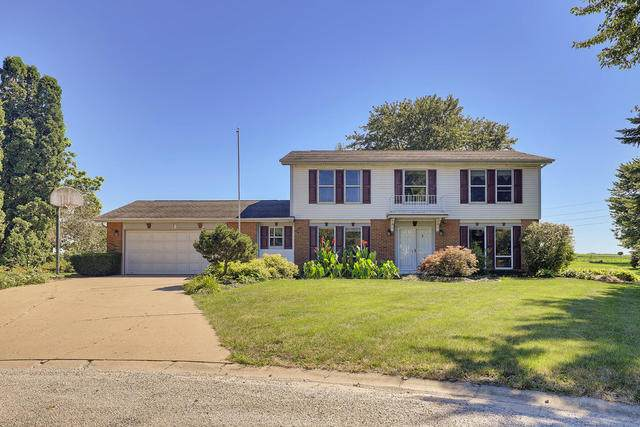 707 Somerset Circle, ST. JOSEPH, IL 61873 (MLS #10792566) :: Littlefield Group