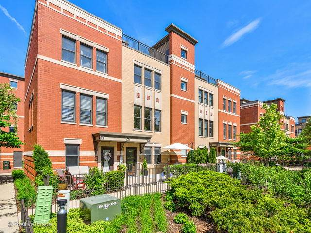 1033 N Kingsbury Street, Chicago, IL 60610 (MLS #10792882) :: John Lyons Real Estate