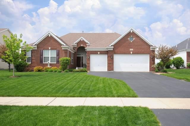 920 Bennett Drive, North Aurora, IL 60542 (MLS #10792905) :: John Lyons Real Estate