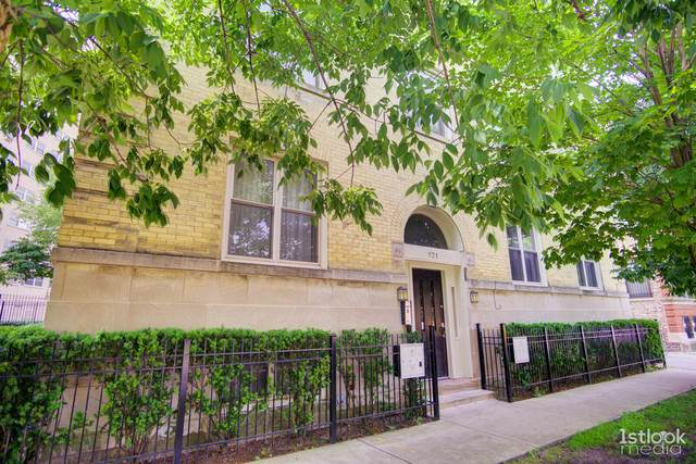 921 E 40TH Street 2E, Chicago, IL 60653 (MLS #10792959) :: Angela Walker Homes Real Estate Group