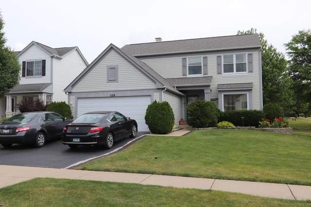 529 Rose Lane, Bartlett, IL 60103 (MLS #10793151) :: John Lyons Real Estate