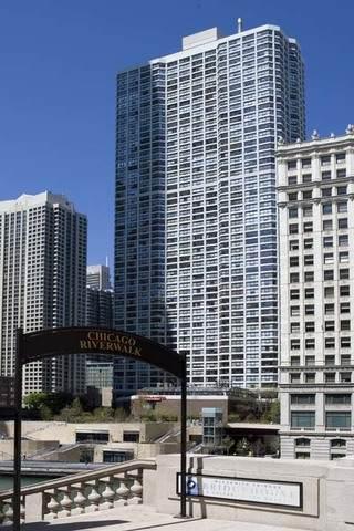 405 N Wabash Avenue D-3, Chicago, IL 60611 (MLS #10793290) :: Angela Walker Homes Real Estate Group