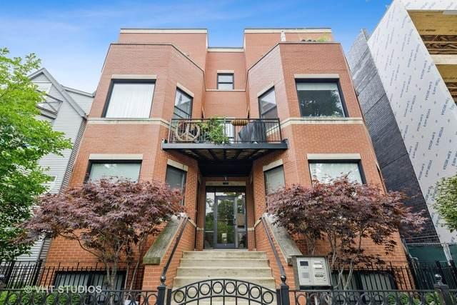 726 W Schubert Avenue 1RW, Chicago, IL 60614 (MLS #10793306) :: John Lyons Real Estate