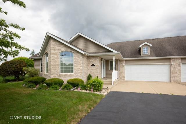105 Meadow Lane, Diamond, IL 60416 (MLS #10793327) :: Property Consultants Realty