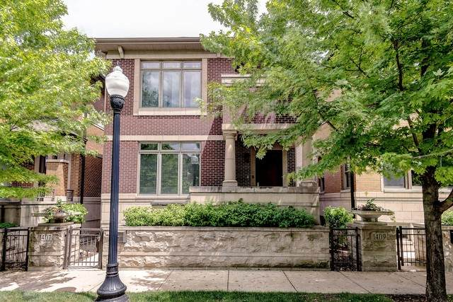 1407 S Emerald Avenue, Chicago, IL 60607 (MLS #10793336) :: Angela Walker Homes Real Estate Group