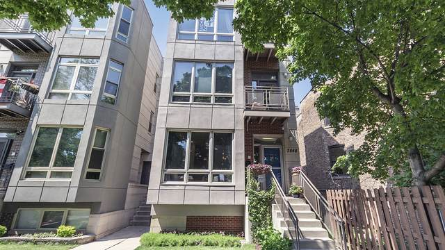 3848 W Wrightwood Avenue #1, Chicago, IL 60647 (MLS #10793375) :: Property Consultants Realty