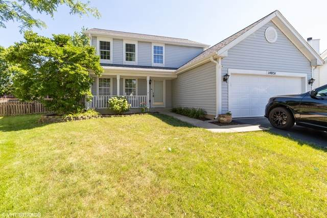14031 S Ardmore Court, Plainfield, IL 60544 (MLS #10793450) :: Angela Walker Homes Real Estate Group