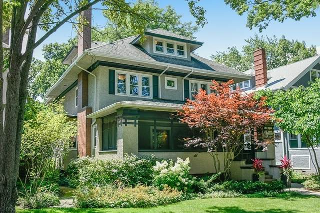 1025 Ashland Avenue, Wilmette, IL 60091 (MLS #10793463) :: John Lyons Real Estate